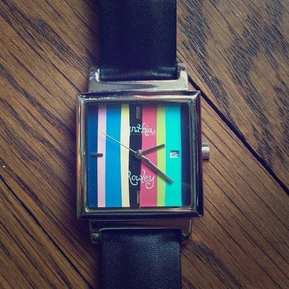 Cynthia Rowley Vintage Watch