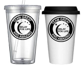 Relay for Life Cup