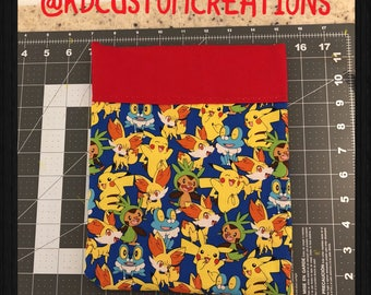 Customizable Small Animal Pouch *PICK YOUR FABRIC!*