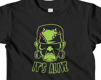 Frankenstein Shirt | Goth Kids Clothes | Punk Kids | Horror Kids | Monster Kids | Frankenstein T Shirt | Classic Horror | Toddler Shirt