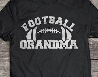 Football Grandma Svg Etsy