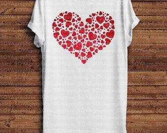 Hearts svg, Love svg, dxf, eps, Valentines Hearts svg, Valentines day svg, Cricut, Silhouette