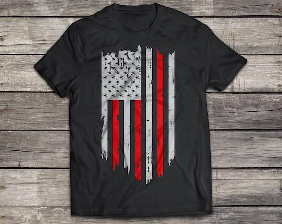 Us Flag Svg Distressed Flag Svg Usa Flag Svg Grunge Svg Etsy