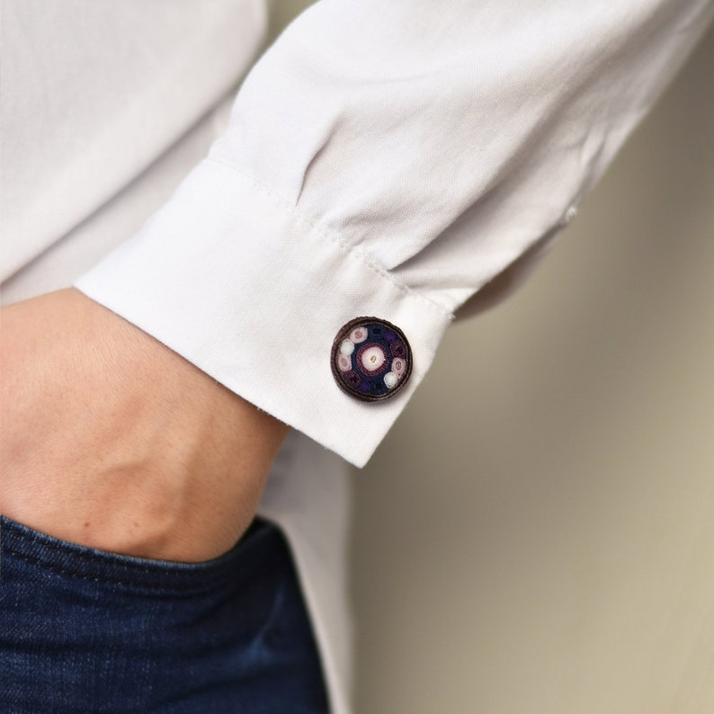 Custom cufflinks Personalized gift Cufflinks for groom Mens image 0