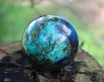 Shattucktite Sphere