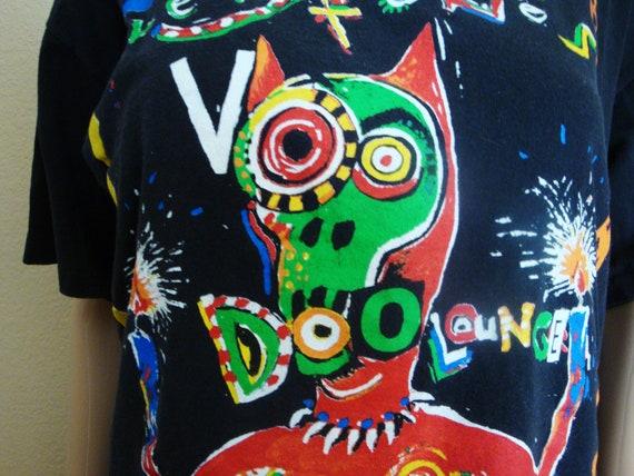 Rolling Stones Concert T Shirt L, Voodoo Lounge 94