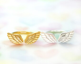 pure ANGEL WING RING