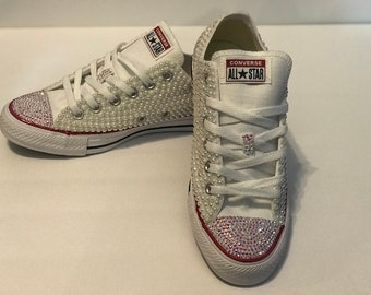 c348981b27cad7 Pearl Converse All Star