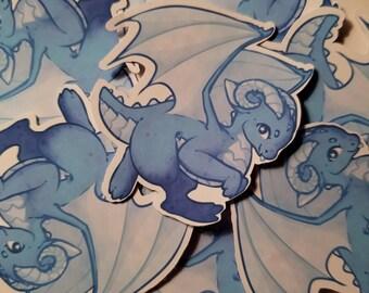 Dragon Flight - Sticker