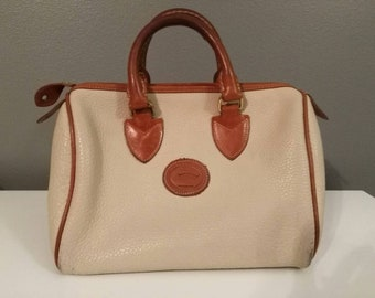 Dooney & Bourke handbag | satchel | All Leather Purse | genuine
