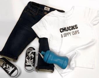 Chucks & Sippy Cups