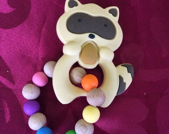 Raccoon teethers