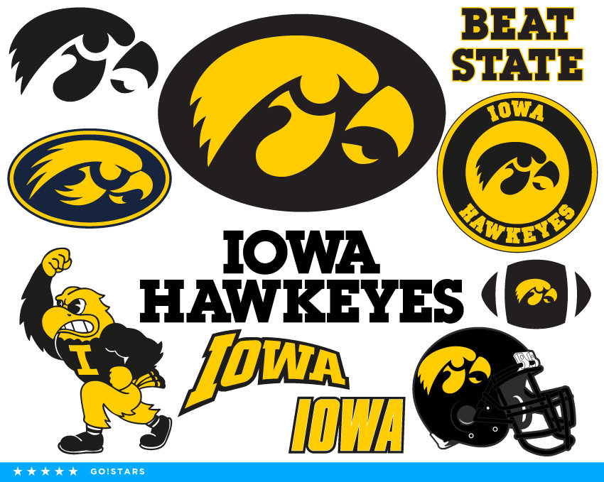 Hawkeyes svg – Iowa Hawkeyes svg – Hawkeyes clipart – Iowa Hawkeyes ...