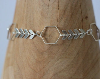 Herons bracelet