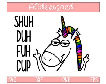 Unicorn head svg | Etsy