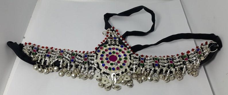 vintage tribal mathapatti unique jewelry designs Afghani jewellry uchi ethnic afghan headpiece vintage tribal mathapatti  afghan mathapatti