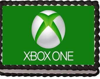 Xbox Cake Topper Etsy