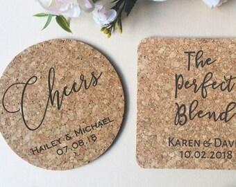 Wedding Favors Coaster.Coaster Favors Etsy