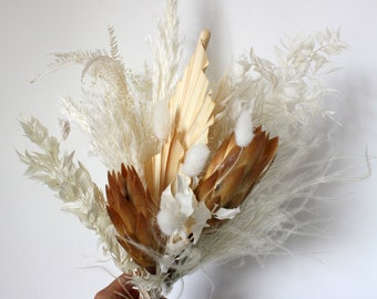 Dried flower bunch, home decoration, floral decoration, eco-friendly