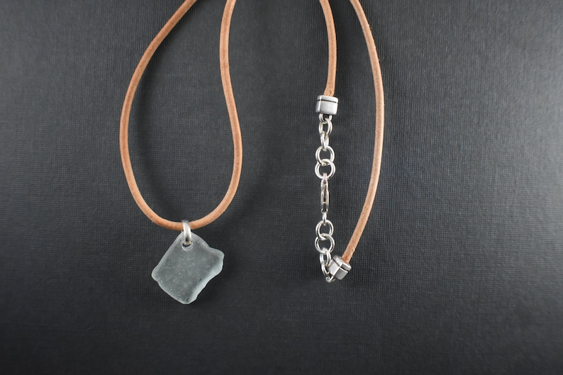Necklace sea glass image 0