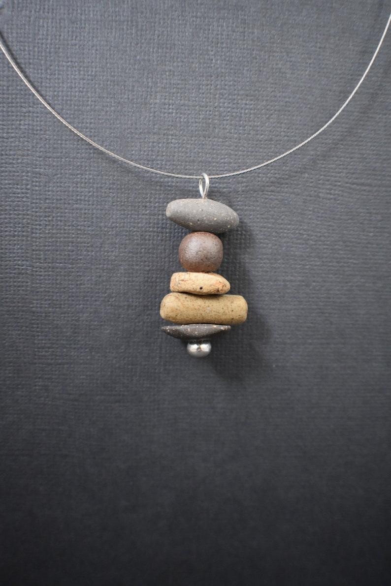 Necklace Pendant  Mini Sculpture Collection image 0