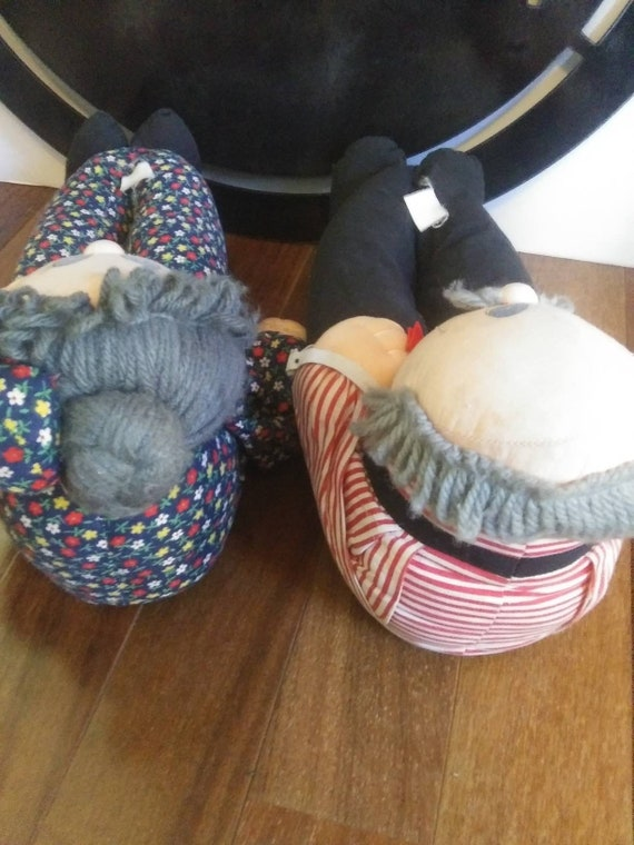 Vintage slippers - image 5
