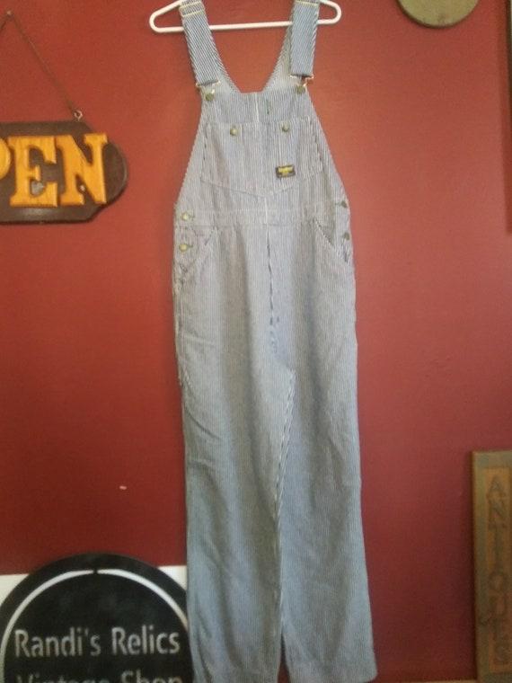 Oshkosh vestbak overalls