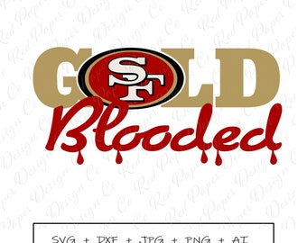 49ers Template Etsy