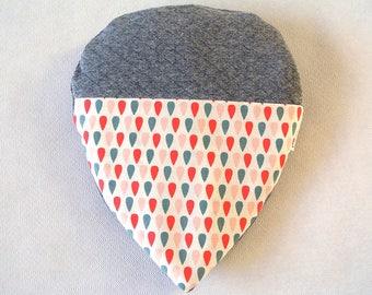 Drop heating pad flax seed