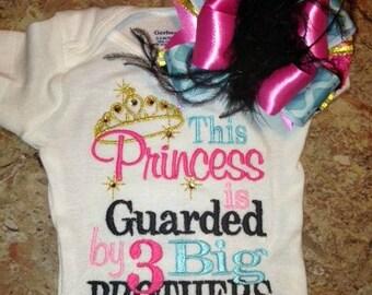 45ee5930a Big brother - Big sister - Baby sister - Baby girl clothes- Girls clothing  - Baby - Girl - Clothing - Gifts - Tops - Princess - New baby