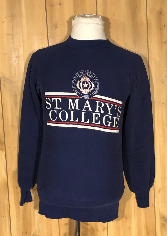 Vintage 80s St. Mary's College Gaels NCAA College