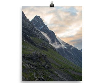 The Mountain - Photo Print