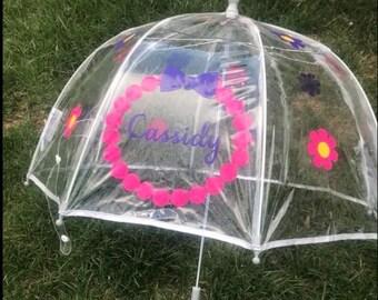 Kids Bubble Umbrella(Totes Brand)
