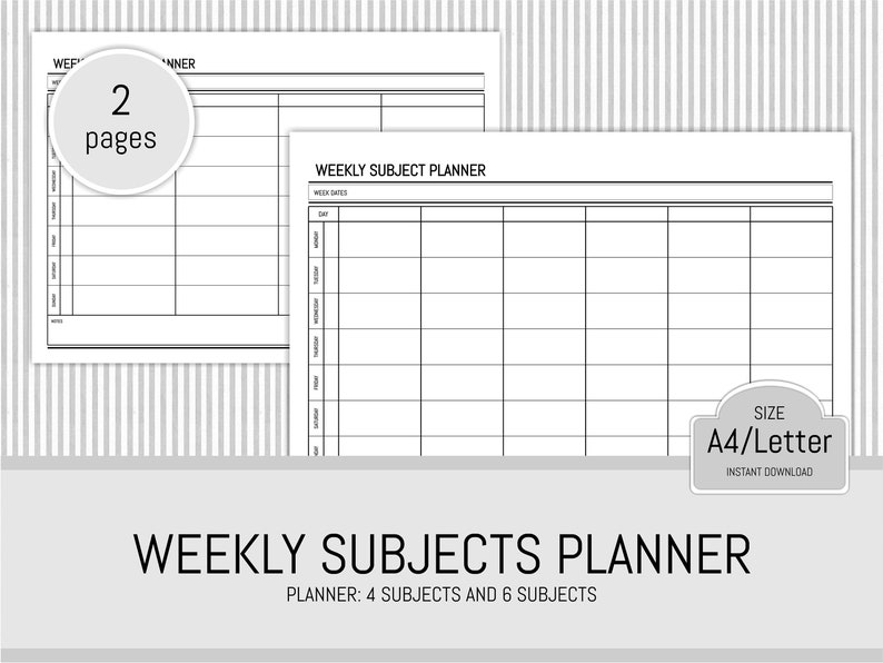 graphic relating to Student Weekly Planner Printable called Pupil Planner printable inserts Weekly make any difference schedule Weekly Plan Higher education Investigation Planner inserts Instructional Planner University program