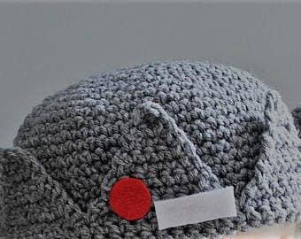 Jughead Jones beanie, Jughead hat, Riverdale inspired, crochet jughead hat, jughead jones hat, crochet beanie, teen boy gift, riverdale hat