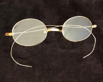48b94f49cd4 Original Eyeglasses 1800s in excellent condition ( Antique glasses)