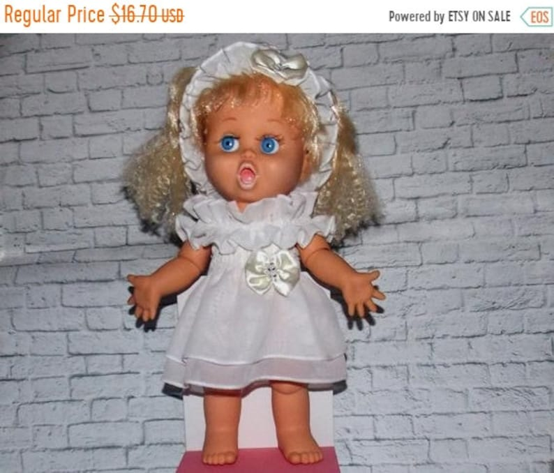 Outfit for Galoob Baby Face doll