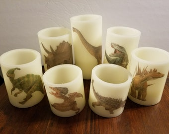 Flameless Candle - 7pc Set