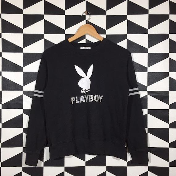 Vintage Playboy logo 90s sweatshirt