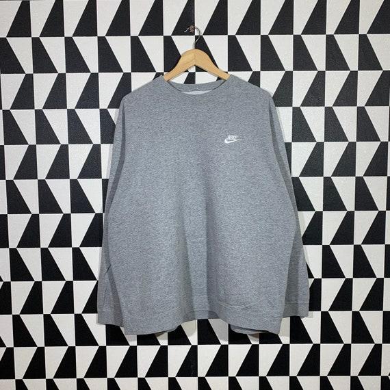 Vintage 90s Nike Sweatshirt Nike Crewneck Nike Pul