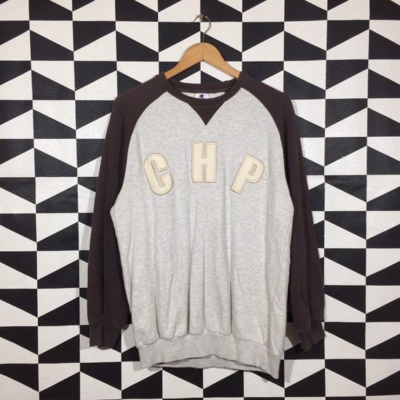 Vintage 90s Champion Sweatshirt Champion Crewneck