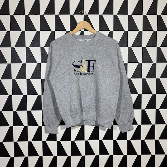Vintage 90s San Francisco Sweatshirt San Francisco