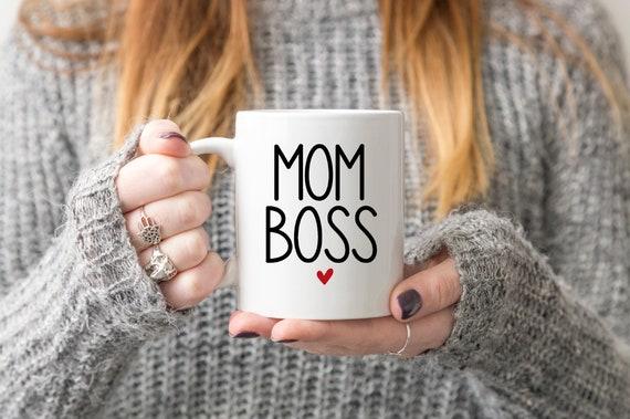 Mom Boss Gift For Christmas Working Girl