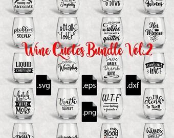 Wine Svg Wine Glass Svg Corkscrew Wine Bottle Svg T