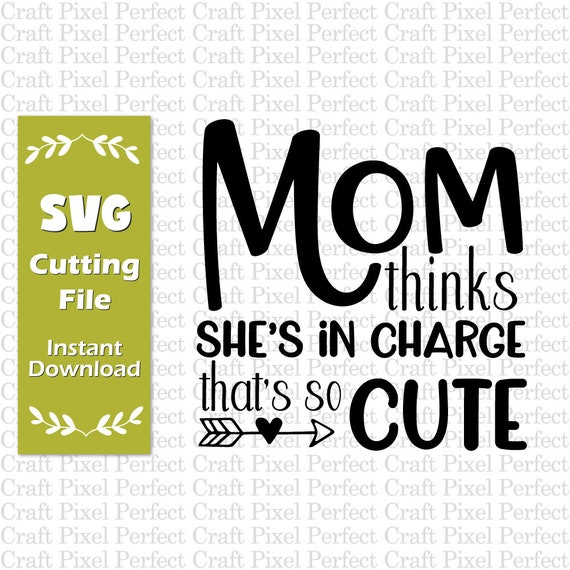 Toddler Svg Designs Funny Kids Quotes Svg Mom Thinks Etsy