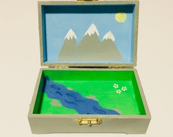 Tiny Adventure Box- Mountains are Calling