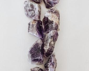 Raw Amethyst Stone / Spirituality / Sleep Stone / Meditation / Stress