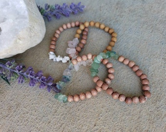 Toddler and Child Gemstone Bracelet | Healing Bracelets For Kids