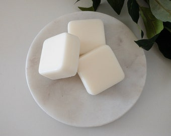 Highly Scented Soy Wax Melts, Eco + Vegan, Luxury Home Fragrance, Essential Oils
