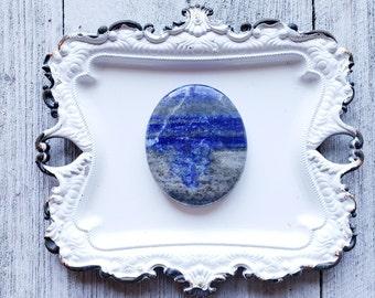 Lapis Lazuli Pocket Stone